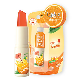 Son dưỡng chiết xuất trái cây Lipice Sheer Color Fruit Juice 4g