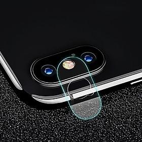 Miếng Dán Camera Siêu Mỏng Dành Cho iPhone X/XS Max USAMS (2 Cái)