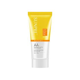 Kem chống nắng Sunpre High Protection Aqua Facial Gel 60ml  phổ rộng
