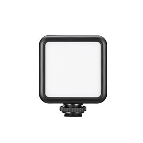 Ulanzi VL49 Mini LED Video Light Photography Lamp 6W Dimmable 5500K CRI95+ Built-in Rechargeable Lithium Battery with