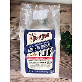 Bột Làm Bánh Mì Artisan BRM 1.36kg