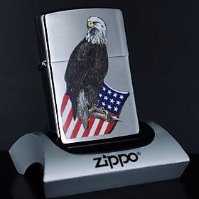 Hình đại diện sản phẩm Bật Lửa Zippo 200 Eagle And Shield