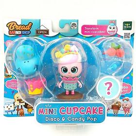 Bánh Mini Cupcake - Candypop Và Pop Star Disco BB32787