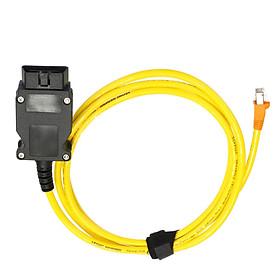 Dụng Cụ Chuẩn Đoán E-SYS ICOM Từ Ethernet Sang OBD Cho BMW