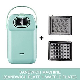 Electric Waffles Maker Iron Sandwich Maker Machine Bubble Egg Cake Oven Breakfast Waffle Machine 220V
