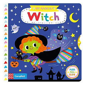 My Magical Witch - My Magical