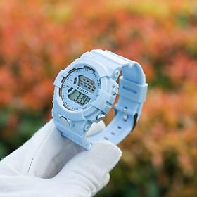 Đồng hồ điện tử thể thao nam nữ PAGINI phong cách Hàn Quốc – Đa chức năng báo thức – Hiển thị lịch ngày giờ thứ - WA000002