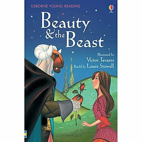 Usborne Young Reading Series Two: Beauty and the Beast + CD