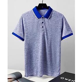 OWEN - Áo Polo ngắn tay nam Owen màu xanh 23061 - Áo thun nam ngắn tay có cổ