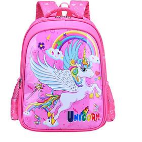 Balo bé gái Pony hồng cấp 1