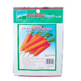 Hạt Giống Cà Rốt New Kuroda Phú Nông