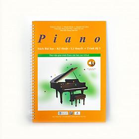 Giáo trình Piano thiếu nhi căn bản của Alfred - Trình độ 3