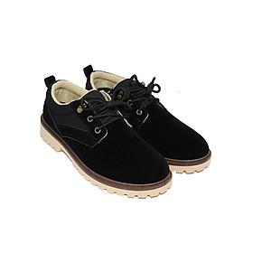 Giày Nam Công Sở Tinto 9901DE - Đen