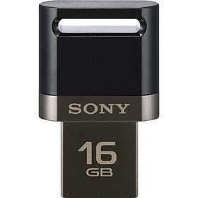 Thẻ nhớ USB SONY USM16SA3 16GB - Hàng chính hãng