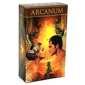 Bộ Tarot Arcanum Tarot Bài Bói New