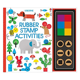 Usborne Rubber Stamp Activities