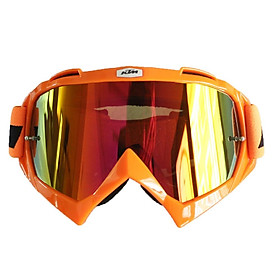 Anti-distortion Anti-crash Cross-country UV-resistant Goggles Special Glasses for Motorcycle Helmet