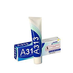 Kem A313 Pommade Retinol Cream Ngừa Mụn, Chống Lão Hóa, Giảm Nếp Nhăn 50g (Bản nội địa không dùng cho phụ nữ có bầu)