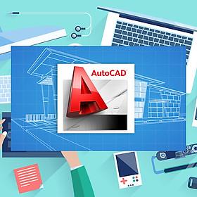 Khóa Học Luyện Kỹ Năng Thành Thạo Autocad 2D