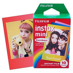 Giấy In Ảnh FUJIFILM INSTAX Mini Mickey/Trắng/Nhiều Màu