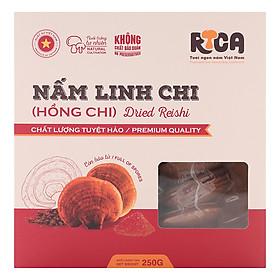 NẤM LINH CHI (HỒNG CHI) RICA 250g