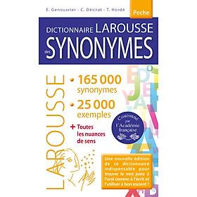Dictionnaire Larousse des synonymes