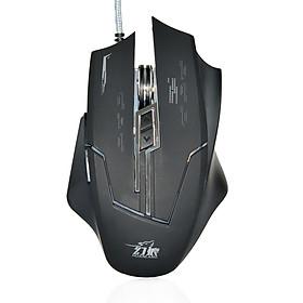 Chuột chơi game G10 3200 DPI 6D - dây bọc dù - chuột máy tính cao cấp - hàng nhập khẩu