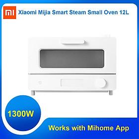 Xiaomi Mijia Smart Hơi Nước Lò Nhỏ 12L 1300W Cao Cấp Cao Cấp Điều Chỉnh Nhiệt Độ Mihome APP Điều Khiển Hộ Gia Đình Nhà Bếp