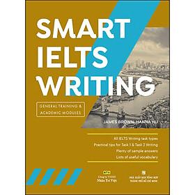 Smart IELTS Writing (Không Kèm CD)