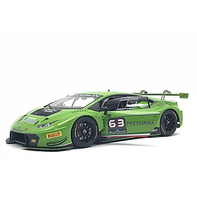 Xe Mô Hình Lamborghini Huracan Gt3 1:18 Autoart - 81529 (Xanh)