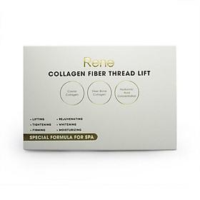 Trẻ Hóa Nâng Cơ Da Tức Thì - Collagen Fiber Thread Lift