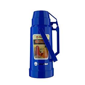 Phích đựng nước cao cấp Rạng Đông Model RD2035N10.E- Chính hãng, thân nhựa, vai nhựa, giữ nhiệt cao, dung tích 2 lít
