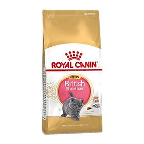 Thức Ăn Cho Mèo Royal Canin British Shorthair Kitten (2kg)