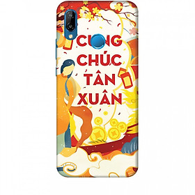 Hình đại diện sản phẩm Ốp lưng dành cho điện thoại HUAWEI NOVA 3E Cung Chúc Tân Xuân