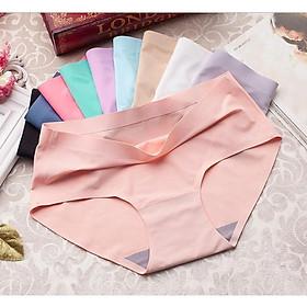Set 10 quần lót Su đúc không đường may, hàng đẹp loại xịn W19_503