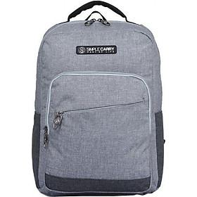 Balo thời trang Simple carry ISSAC 3 - Xám - Xám