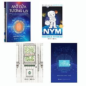 SÁCH - Mở cửa tương lai, NYM - Tôi của tương lai (Bản thường), Tôi đi tìm tôi, Tôi, tương lai và thế giới (Bộ)