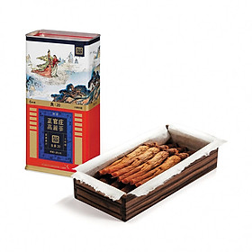 Thực Phẩm Chức Năng Lương SâmGood 40 150g/12 Củ - CKJ Korean Red Ginseng Root - Good 40PCS 150g