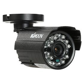 Camera An Ninh Hồng Ngoại Chống Nước Hệ Thống PAL Kkmoon (12100TVL)