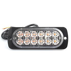 Đèn LED Chiếu Sáng Cho Xe Tải (12 Đèn) (12-24V)
