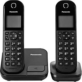Điện thoại bàn không dây Panasonic KX-TGC412 - Hàng Chính Hãng