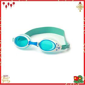 Kính Bơi Cho Trẻ Em Chuyên Dụng YESURE CLEACCO cao cấp chống tia UV ,chống sương mờ  chất liệu ABS thân thiện với trẻ em , mặt kính trong , giúp quan sát tốt khi bơi - Màu xanh ngọc