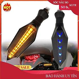 ️  Xả kho giá sốc -  Đèn LED Xi Nhan Moto hình dài, đèn xin nhang led đẹp, độ bền cao - uy tin 1 đổi 1
