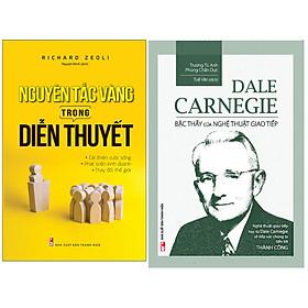 Combo Nguyên Tắc Vàng Trong Diễn Thuyết+Dale Carnegie - Bậc Thầy Của Nghệ Thuật Giao Tiếp