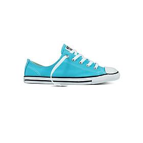 Hình đại diện sản phẩm Giày Sneaker Converse Chuck Taylor All Star Dainty 556155C - Fresh Cyan