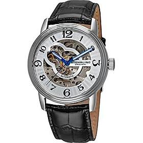 Stuhrling Original Men's 107BG.33152 Classic Delphi Oracle (Gents) Automatic Skeleton Watch