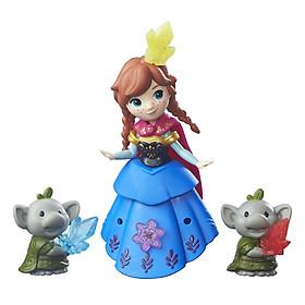 Công Chúa Anna Và Thần Rừng Disney Frozen - B7466/B5185