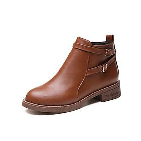Giày Boot nữ thời trang B090N
