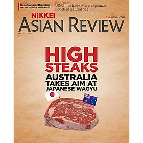 [Download sách] Nikkei Asian Review: High Steaks - 40