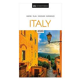 DK Eyewitness Travel Guide Italy: 2020 - Travel Guide (Paperback)